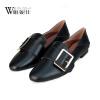 Женская обувь Loafers с низкой вспомогательной обувью Повседневная обувь дамы летняя квартира asakuchi однобортная обувь Легкая розовая обувь