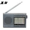 Panda (PANDA) 6207 DSP двухполосной радиокарты небольшая стерео мини-портативные карты (серебро)