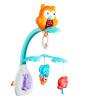 Bain Ши (beiens) раннего детство детские игрушка новорожденного животного музыки кровать колокол висит вращающуюся кровать B507