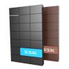 Biao Wang (SSK) SHE080 2,5-дюймовый мобильный жесткий диск USB3.0 ноутбук внешний жесткий диск sata последовательный порт / SSD жесткий диск адаптер usb3 0 2 5 3 5 дюймовый жесткий диск sata жесткий диск кабель для sata3 0 ssd hdd