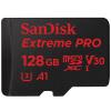 Скорость памяти SanDisk (SanDisk) А1 128GB чтения скорость записи 100 Мб / с 90 Мб / с Extreme, Ultra Fast TF карта Мобильный MicroSDXC UHS-I карты памяти sandisk extreme sdhc uhs i 32gb карта памяти