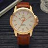 2017 Роскошные золотые наручные часы Мужские часы Лучшие бренды Популярные знаменитые мужские часы Кварцевые часы Бизнес Кварцевые