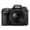 Nikon (Nikon) D7500 SLR комплект (AF-S 18-140mmf / 3.5-5.6G ED VR объектив) Черный профессиональная цифровая slr камера nikon d3300 18 55