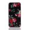 Ретро пион красная роза Лили чехол для iPhone 6 7 6s плюс 3D помощи окрашенные цветы мягкая обложка обратно ТПУ для iPhone 6 7 6s чехол для iphone 6 глянцевый printio сад на улице корто сад на монмартре ренуар
