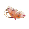 Yoursfs@ Lovely Butterfly Brooches Pin Austrian Crystal 18K Gold Plated Valentine's Gift for Women yoursfs heart necklace for mother s day with round austria crystal gift 18k white gold plated