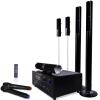Двойное обещание SA6305 5,1 домашний кинотеатр сочетание аудио пакет домой усилитель сабвуфер гостиной телевизор КТВ 5,1 домашний кинотеатр спикер Лю Jiantao домашний кинотеатр
