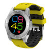 No.1 GS8 MTK2502 Bluetooth 4.0 SIM-карта вызовы сообщения напоминание Heart Rate Monitor SmartWatch для Android / прошивки no 1 f2 ip68 bluetooth smartwatch green