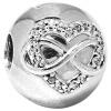 PANDORA Pandora бисером узоры в форме сердца 791947CZ pandora pandora ретро очарование бисером 791970cz