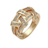 Yoursfs@ Hot Style In Europe And America Infinity Twines Around Rings For Women Charms Jewelry democracy in america nce