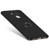 Телефон Чехол для Huawei Mate 9 Ultra Тонкий Slim Обложка Простой PC Back Ring Holder 360 ° Защита вращения для Huawei Mate 9
