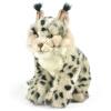 National Geographic (NATIONALGEOGRAPHIC) Североамериканская серия животных кукол плюшевых игрушек имитационная модель детских игрушек животных животных орнамент lynx 10,5 дюймов