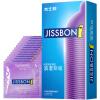 Jissbon презерватив резьбовой романтический 12 шт. секс-игрушки для взрослых jissbon ультратонкие презервативы с дополнительной смазкой 12 шт