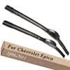 Beam / Hybrid Wiper Blades for Chevrolet Epica 22&22 Fit Hook Arms 2006 2007 2008 2009 2010 2011 накладка на задний бампер chevrolet epica 2006