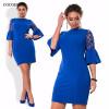 COCOEPPS 2017 Женщины платье Весна Плюс Размер Элегантный Кружева Бальные платья женские Женская одежда 3 цвета платье 6xl студия дизайна бальные платья