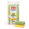 Yi Jie (yekee) красочное увеличение микроволокна ткани кормления Купить 3-Y-9763 yi jie yekee цвета многофункциональные утолщенной белье резиновые перчатки s