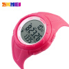 SKMEI Pedometer Women Digital Wristwatches LED Health Sports Watches Waterproof Girls For Gift Alarm Chrono Calendar Watch 1108 smart digital wristwatches pedometer sports wristband watch male and female temperature display students usb watches