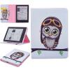 GANGXUN Amazon Kindle 8-го поколения 2016 Case Flip Shockproof Kickstand Slim Luxury Cover для нового Kindle 2016 cartoon painted flower owl for kindle paperwhite 1 2 3 case flip bracket stand pu cover for amazon kindle paperwhite 1 2 3 case