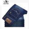 Playboy VIP (плейбой VIP Collection) PLA7003 бизнес случайный прямой тонкий стрейч джинсы мужчина синий 29 джинсы camomilla ilove джинсы стрейч