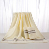 [Супермаркет] Jingdong Вогезы Джи Ю хлопковые полотенца, банные полотенца впитывающие хлопок костюм для взрослых мужчин и женщин пара домой волос полотенце полотенце банное полотенце * 1 * 2 + Brown полотенца банные авангард полотенце махровое пестротканое жаккардовое 30x60 сердечко
