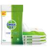 Dettol Dettol санитарные салфетки Hello Kitty Limited Package Version 8 * 10 детские бутсы nike бутсы nike jr phantom 3 elite df fg ah7292 081