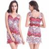 Платье для пляжа Кафтан Парео Саронгс Сексуальный купальник с шифоновым бикини цена 2016