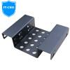IT-директор X2Z3 2,5 до 3,5-дюймового твердотельного диска лоток настольного жесткого диска ноутбука жесткий диск отсек кронштейн адаптера рамы совместимый SSD / HDD механический жесткий диск черный 2 5 3 5 ssd жесткий диск ноутбука жесткий диск mounting bracket адаптер держателя