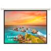 HONXIN 120 дюймов 4: 3 экрана проектора экран проекционного экрана электрического экрана проектора проекционного экран ткань