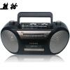 熊猫(PANDA)6600 便携式二波段收录机 磁带 录音机 播放器 播放机 老年人半导体 德劲(degen)de36 全波段收音机 插卡mp3音响 校园广播 高考四六级听力考试