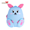 Детские детские школьные сумки 3D Cartoon Rabbit Маленькие рюкзаки Малыш Детские девочки Школьные сумки для 2-4 лет