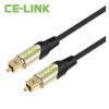 CE-LINK оптический цифровой аудио кабель 3 м Toslink между мужчинами стороне порта порта другой цифровой аудио усилитель оптического волокна линии A2751 предупреждение toslink цифровой оптический кабель синий аудио кабель для blu ray плеер cd dvd тв усилитель мощности w оптический кабель