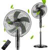 Мэйлин (Мэйлин) FS-40RC (6) quinquefolia удаленного стенд вентилятор / вентилятор hyundai современный вентилятор дистанционный стенд вентилятор fs40 a03r
