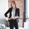 New Professional Formal Long Sleeve Female Blazers Jackets Business Women Work Wear Autumn Winter Blazer Coat Tops Outwear ws7511 men s autumn winter wear british style slim coat khaki l