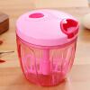 Европа Юной Чул еда миска переносному ручную Высоту отвалу 5 розового устройства приготовления пищи