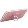 BIAZE C31 кольцо пряжки кронштейн многофункциональный держатель мобильного телефона розовый металлическое кольцо пряжки ленивый творческий мобильный держатель, подходящий для Apple / Samsung / проса 31 век ps nc401