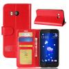 GANGXUN HTC U11 Корпус PU Кожаный флип-лоток для карт памяти для HTC U11 свеча q20pr u11 применяемость