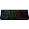 Всего отлично (dareu) EK820 игры тонкой подсветка ключ 104 офисных машины клавиатура шоколад красная ось
