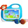 Live (JDBF) раннего обучения машинного обучения машины 16G детские игрушки история машина перезаряжаемая загрузки сенсорный экран 7 дюймов PF7002 синий григорий лепс парус live
