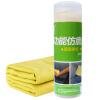 Wyatt карты (YUECAR) оленьей замши автомойки курица чистки ткани полотенце впитывающее полотенце автомойки Cleaning труба желтое п