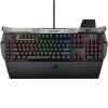 Asustek (ASUS) GK2000 RGB ROG ROG Gaming RGB Mechanical Gaming Keyboard черешня красная ось Jedi выжить курица клавиатуры 114 0175 358 мойка кухонная rog 610 41 сахара ronda franke