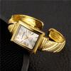 Женские золотые часы Известный бренд Женские браслеты Часы Мода Роскошные женские кварцевые наручные часы Часы