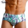 Taddlee Brand Mens Sexy Swim Surf Board Шорты Шины Боксеры Купальники Купальники для мужчин Бразильская классика Cut Low Waist Swimwear купальники