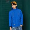Semir (Semir) модели куртки мужские падения 2017 года мужская с капюшоном куртки корейской волны вскользь куртки 13316091006 китайский синий L куртки