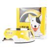 Автобус автомобиль собака животное маленькой собаки кормы для собак чаша из нержавеющей стали портативного животного чаша собака чаша собака чаша бассейна чаша M No. чаша горошек 2 л бел син 1150426