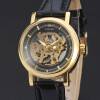 Мужские часы мужские наручные часы Кожаные часы мужские Кварцевые часы Роскошные наручные часы Мужские часы locman мужские итальянские наручные часы locman 0510bkbkfyl0goy