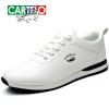 Cartelo повседневная обувь (Cartelo) Мужская обувь кружева диких моды бизнес случайный мужской обуви синий 43 ярдов KDLK19 louis marx тенденции моды обуви корейский мужской бизнес обувь раунд кружева повседневная обувь 9088 черный 39