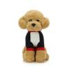 Бо Уэн Ксионг (BOWENBEAR) Бронте собака кукла плюшевые игрушки куклы модели перевязочные хаки 32см высокой