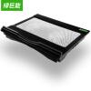 Зеленый Juneng (Llano) радиатор для портативного компьютера / радиатор кронштейна