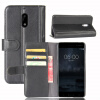 GANGXUN Nokia 6 Чехол из натуральной кожи с магнитной крышкой Kickstand Card Slot Wallet Pouch для Nokia 6