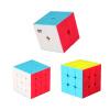 Fantastic Art Рубика Solid Color второго и третьего порядка Рубика Revenge 2 шаг 3 из четырех заказов Куб гладкой игры, посвященные студенческих детские развивающие игрушки Кубик Пакет A развивающие игры