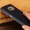 KONELТуше удобно кожа телефон защитный чехол маленький овчина защитный чехол применим к самсунг S7 edge купить чехол для самсунг галакси с 2 плюс